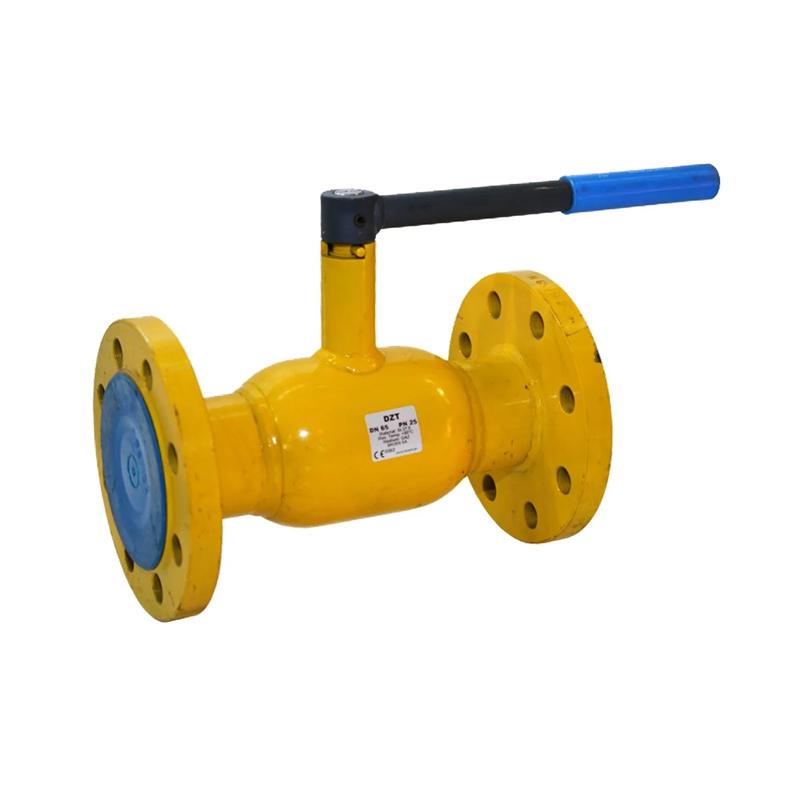 Кран шаровый газовый шар-нерж.сталь Ду 50/ 40 PN40 фланцевый