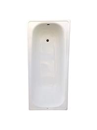 Ванна стальная White wave 170*75*38 cм. белая (с ножками) б/сиф.Караганда