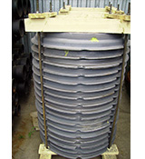 Люк чугунный средний тип С ГОСТ 3634-99 ГОСТ 3634-99