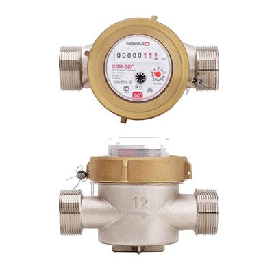 Бытовые счетчики воды «НОРМА СВКМ-32»