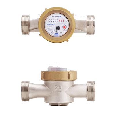 Бытовые счетчики воды «НОРМА СВКМ-40»