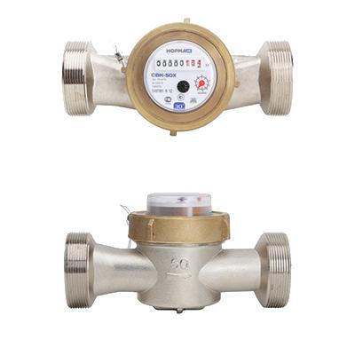 Бытовые счетчики воды «НОРМА СВКМ-50»