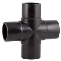 Крестовина литая 0160 мм INGPLAST