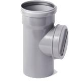 Ревизия ПВХ для внутренней канализации