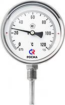 Термометры коррозионностойкие (радиальное присоединение)