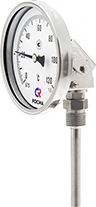 Термометры коррозионностойкие (универсальное присоединение)
